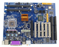 New IPC Board For Intel 945 945GV ISA Slot Mainboard LGA775 5PCI VGA LPT 2LAN 2ISA 2COM Industrial Motherboard Replace AIMB-769