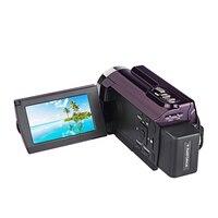 3 0 LCD WiFi Digital Camera Full 1080P Video Camera HD 4K Touchscreen Night Version DV
