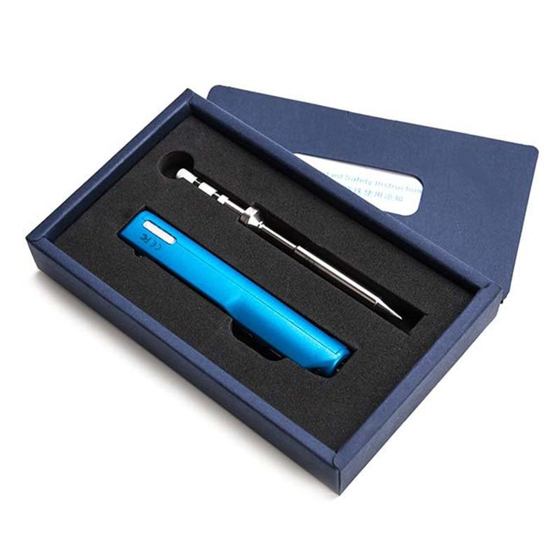 Mini portátil 65W programable TS100 Soldador eléctrico LCD digital - Equipos de soldadura - foto 2