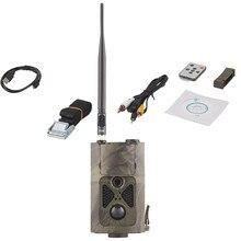 Suntekcam 16MP 1080 P охоты Камера 3g MMS/SMTP/SMS Широкий формат дикой природы Камера день Ночное видение Suntek HC550G фото ловушки