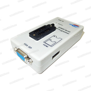 Image 2 - RT809F Seriale ISP Programmatore Strumento + 11 Articoli + 1.8 V cavo Adattatore + SOP8 Clip di Prova + ISP EPROM FLASH VGA ISP Spedizione Gratuita