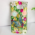Crystal Rhinestone Diamond Phone Case For Samsung Galaxy S6 edge Hard mobile Phone Back Cover for S3 S4 S5 S7 edge NOTE 2 3 4 5