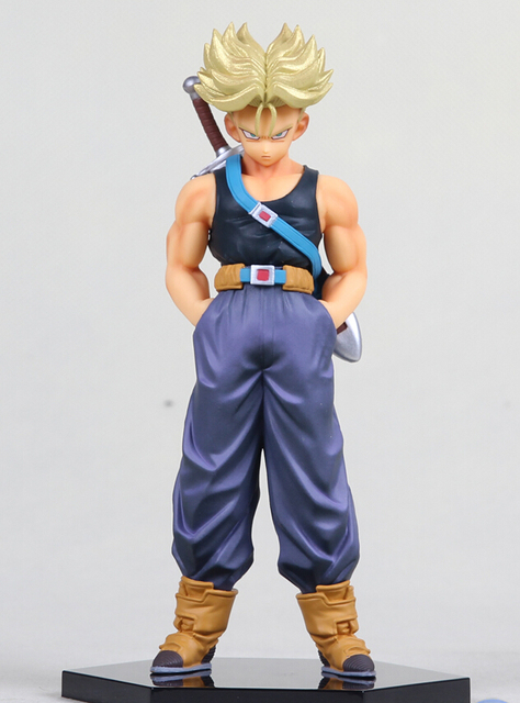 banpresto chozousyu dragon ball z trunks figure super saiyan trunks