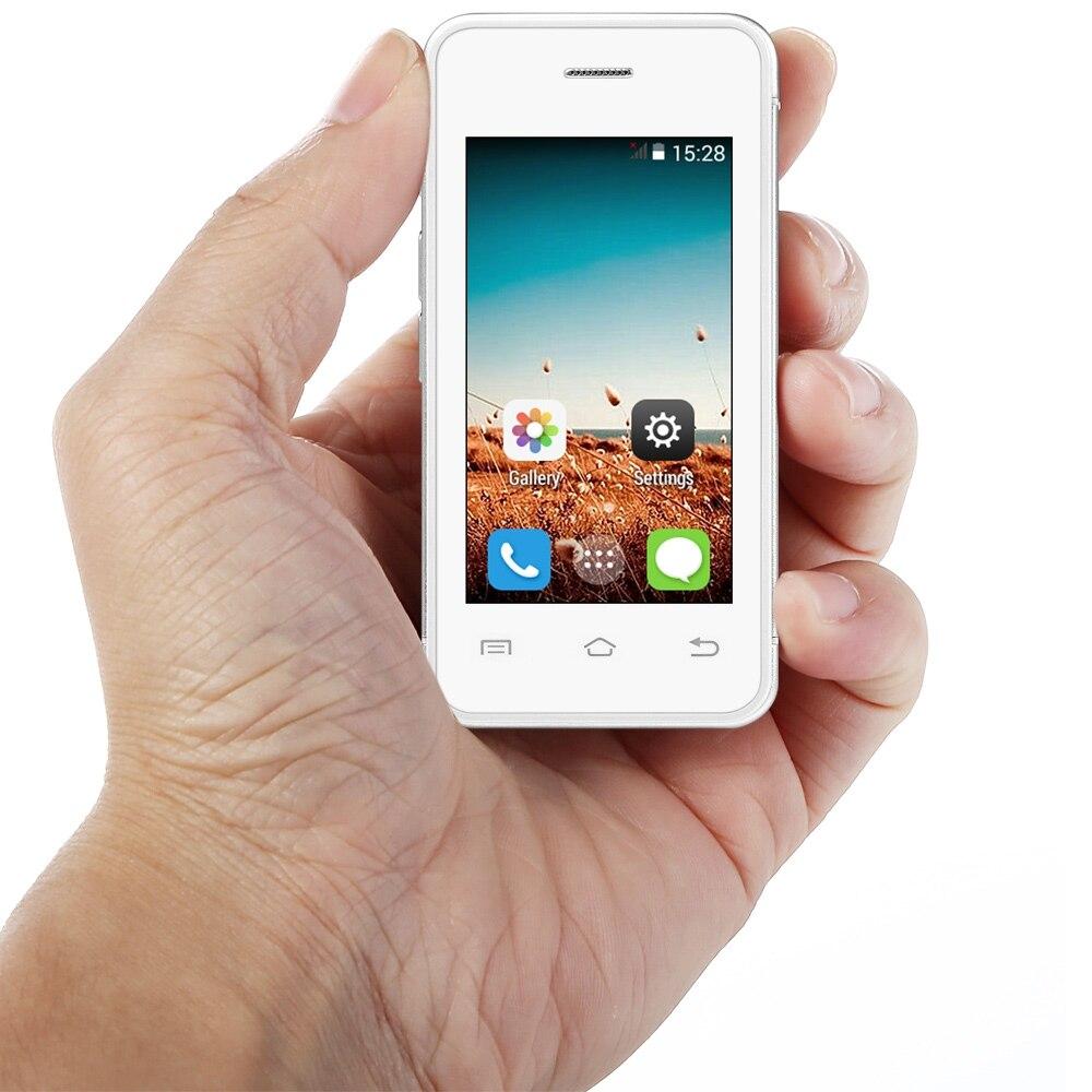MELROSE S9 2 4 inch Ultra slim Mini 3G Smart Pocket Phone Androrid 4 4 MT6572