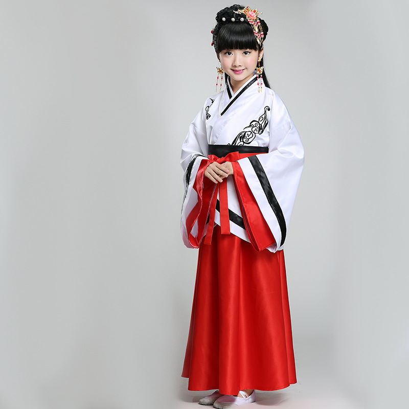 Ancient scholar ancient chinese costume han dynasty traditional clothing Halloween Cosplay Student uniform
