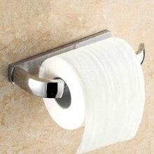 Держатель для туалетной бумаги из нержавеющий стали