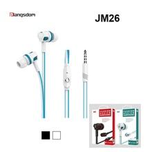 лучшая цена Langsdom JM26 EG5 In Ear Earphone Wired 3.5mm Sport Headset Bass with Microphone