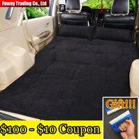 Бесплатная доставка Автоматический надувной большой размер внедорожник автомобиль надувная кровать открытый путешествия автомобиль возд