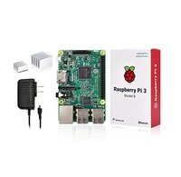3 In 1 Raspberry Pi 3 Kit With Wifi Bluetoothal Raspberry Pi 3 Model B Performance