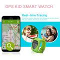 Reloj Inteligente de los niños Kid Boy Girl Segura Reloj Smartwatch GSM GPRS GPS Localizador Del Perseguidor JM09 Niño Guardia con Emergencia llamada