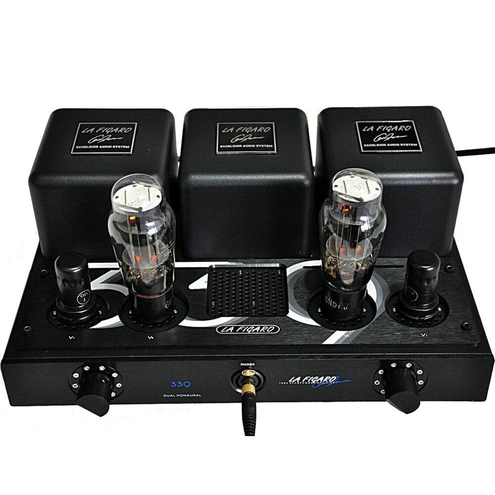 La Figaro 339 Обновление версии Hifi музыка усилители для наушников ламповый усилитель