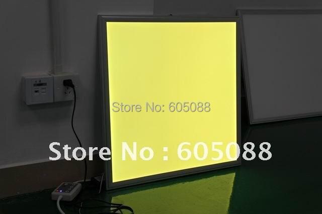 Новое поступление 36 Вт 48 Вт 600x600 мм rgb светодиодный панельный светильник, Потолочная установка, 4 шт./лот, акция