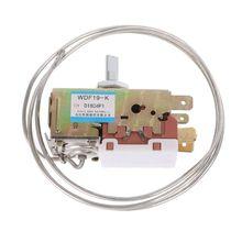 WPF-19-K термостат для холодильника бытовой металлический регулятор температуры