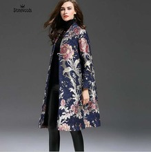 Trench Coat For Women Basic Coats British Style Jacquard Plus Size Long Duster Coat Satin Trench Coat Oversized Windbreaker 5XL