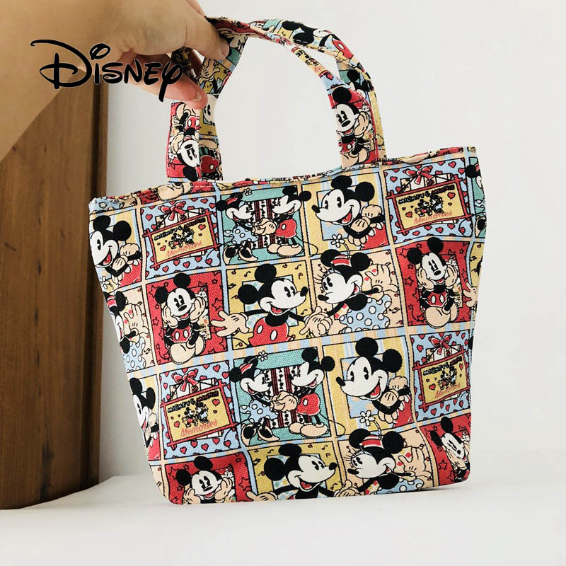 Lovely Disney Cute Mickey Mouse Women Bags Cartoon Winnie The Pooh Stitch Shoulder Messenger Bag Girl Mobile Phone Pu Bag Toys Dolls & Stuffed Toys
