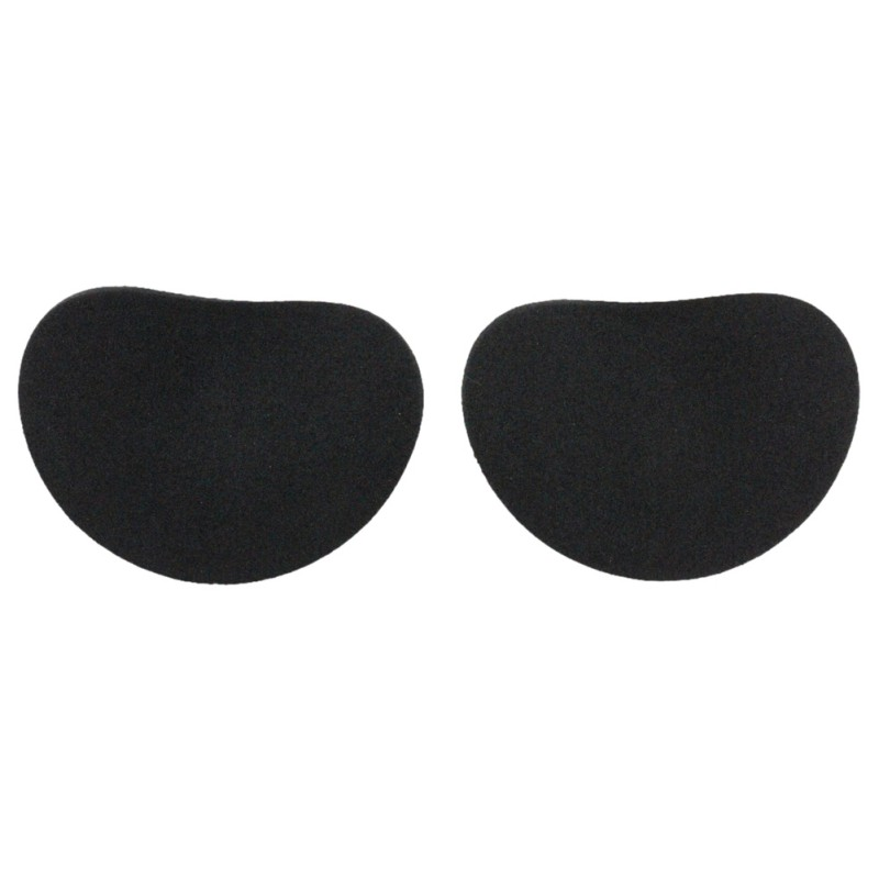Intimates Accessories Solid 3D Heart Thick Sexy Lingerie Silicone Bra Pad Nipple Cover Stickers Patch Push Breast Pads