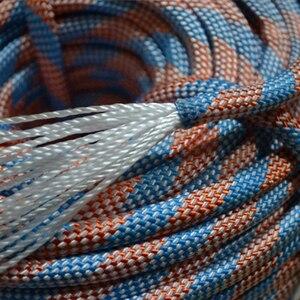 Image 4 - Веревка для скалолазания Desert & Fox, веревка для экстренных случаев на открытом воздухе, 10 м/20 м/30 м/50 м, износостойкая, диаметр 9 мм, высокопрочный аксессуар для походов
