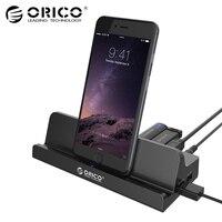 ORICO SH4C2 USB3 0 Universal Docking Station 4 USB3 0 1 Super Charger 1 Universal Charging