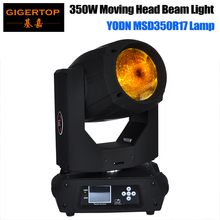 Gigertop TP-17RB Sharp Parallel Beam Stage Moving Head Light 16/20 DMX Channels Fast Smooth Movement YODN 350W Lamp CE ROHS