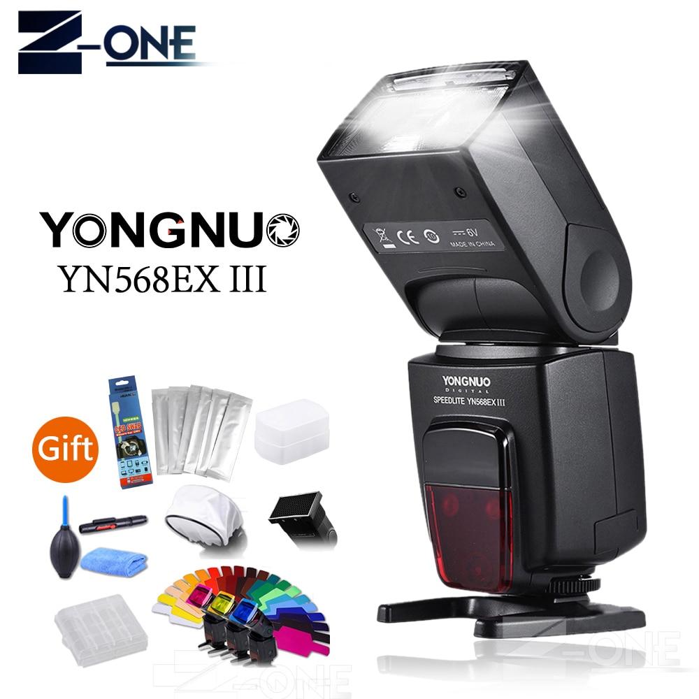 Yongnuo YN568EX III YN-568EX III 2.4G Wireless TTL HSS Flash Speedlite For Canon 5D II III 6D 7D II 60D 80D 90D 550D 600D 650D meike mk 580 ttl camera flash speedlite for canon 580ex ii eos 5d mark ii iii 6d 7d 60d 600d 700d diffuser