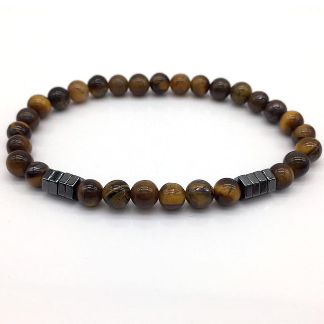 Classic Geometric Stone Bracelets6