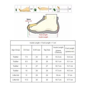 Image 5 - Apakowa Sandalias de goma con punta cerrada para niños, zapatos ortopédicos de verano con soporte para arco, a la moda