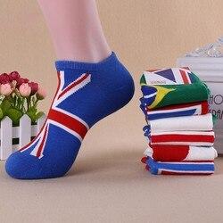 New arrival men s socks invisible cotton national flag socks meias breathable sprots sock hit color.jpg 250x250