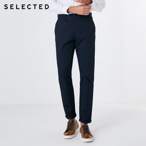 Image 2 - נבחר סתיו חדש גברים של מיקרו פצצה טהור צבע, גוף לשטוף, מכנסי קזואל S