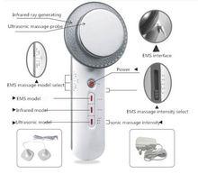Ультразвуковая кавитация EMS массажер для похудения потеря веса Lipo антицеллюлитная сжигатель жира Гальваническая инфракрасная ультразвуковая терапия