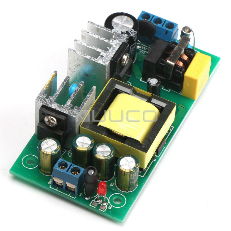 5 PCS/LOT AC 90~240V 110/220V to DC 24V 1A 24W Switching Power Supply/Buck Voltage Regulator/Power Adapter/Driver Module