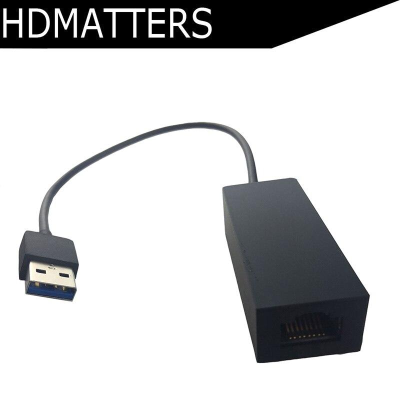 Für Microsoft Oberfläche USB 3.0 Gigabit Ethernet Adapter USB zu RJ45 LAN Netzwerk Ethernet Adapter für Oberfläche 3/Oberfläche Pro 3/4