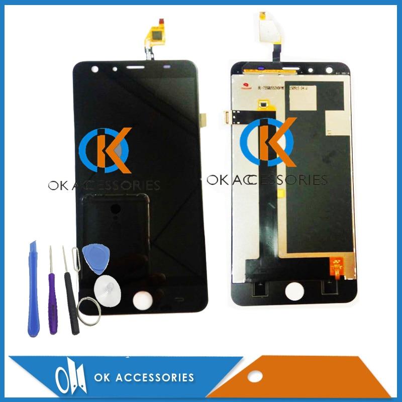 imágenes para Negro Color Blanco 100% Probado Para Ulefone Ser Touch 2/3 Pantalla LCD + Pantalla Táctil Digitalizador Con Herramientas 1 PC/Lot