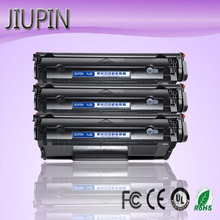 цена на 3PK Compatible toner cartridge Q2612A q2612 2612a 12a 2612 for hp laserjet 1010 1020 1015 1012 3015 3020 3030 3050 printer
