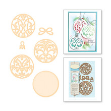 Naifumodo Tag Circle Metal Cutting Dies Scrapbooking New 2019 Decoration Bookmark Craft Dies Card Making Die Cuts DIY Embossing