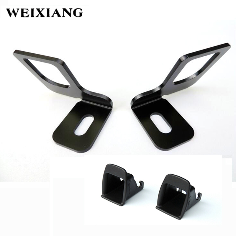 For VW Passat B6 Car Seat ISOFIX Belt Connector Interfaces Guide Bracket Retainer Car Baby Child Chair Safety Seat Belts Holder