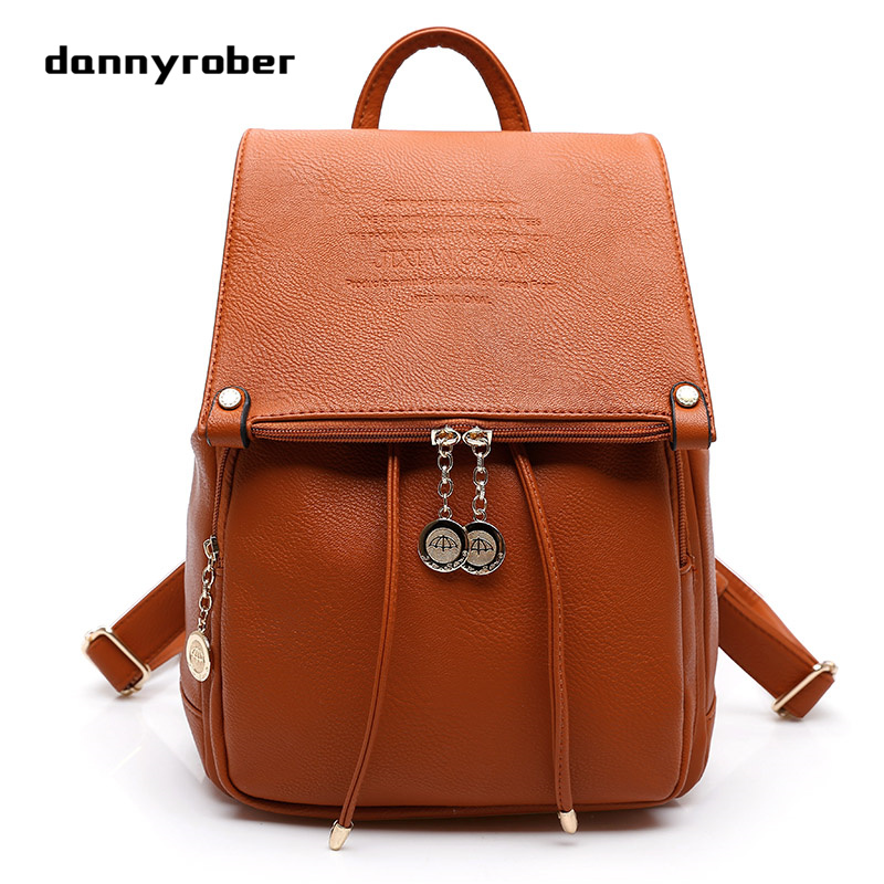 2017 Fashion Women Backpack High Quality PU Leather School Bags For Teenagers Girls Top-handle Backpacks Travel Bags F95 fashion women backpack high quality pu leather school bags for teenagers girls top handle backpacks herald free shipping