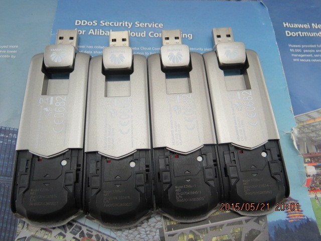 HUAWEI E398U-1 4G LTE TDD FDD 100Mbps USB Surfstick