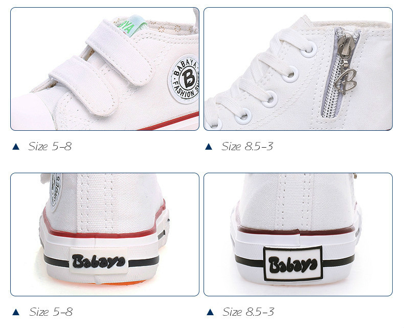 Chaussure Marque BABAYA en toile style