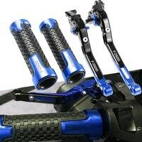 New Motorcycle Adjustable Foldable Extending Brake Clutch Lever Handle Grips Set For YAMAHA FZ600 FZ 600 FZ 600 1986 1987 1988