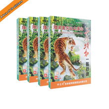 20/40Pcs Tiger Balm Spontaneous Fever Plaster Shoulder Muscle Arthritis Joint Pain Relief Traditional Chinese Medical Patch