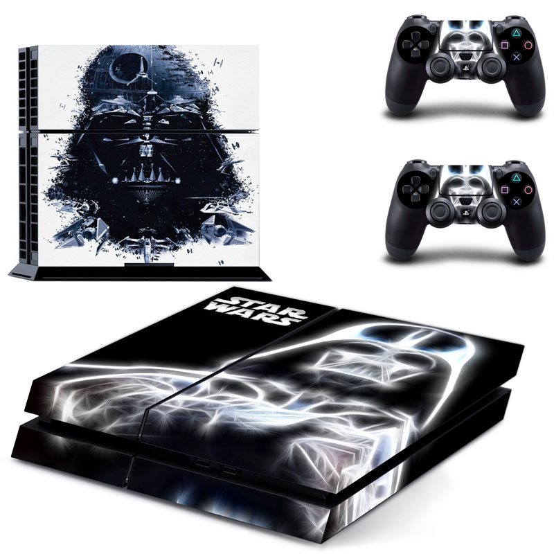 ОСТ Стикеры Pro Gamer для Star Wars скины для Sony play station 4 консоли контроллер нак ...