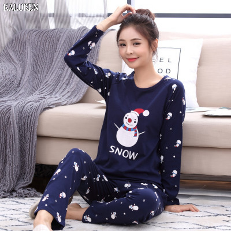 Free shipping Winter plus size thick flannel large sleepwear women XS-5XL female set coral fleece big Pajama Sets for 40-140 kg