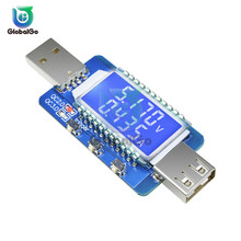 QC3.0 QC2.0 4V-28V Electrical Scam Power Trigger LCD Digital USB Detector Tester Voltage Current Meter Tester Voltmeter Ammeter