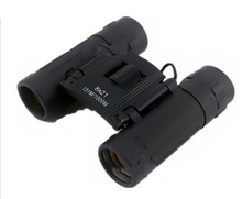 Mini Pocket Folding Binoculars Coated Lens for Travel Hiking Bird Watching Small Concert Theater Opera