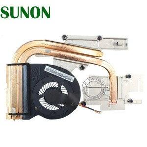 Image 2 - Dissipateur thermique et ventilateur refroidissement, pour Lenovo IdeaPad Y500, AT003002SS0 MG60120V1 C230 S99