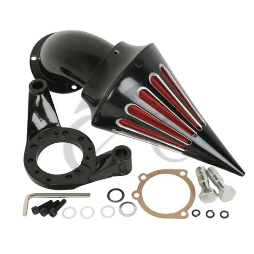 motor spike air cleaner kit intake filter for harley cv