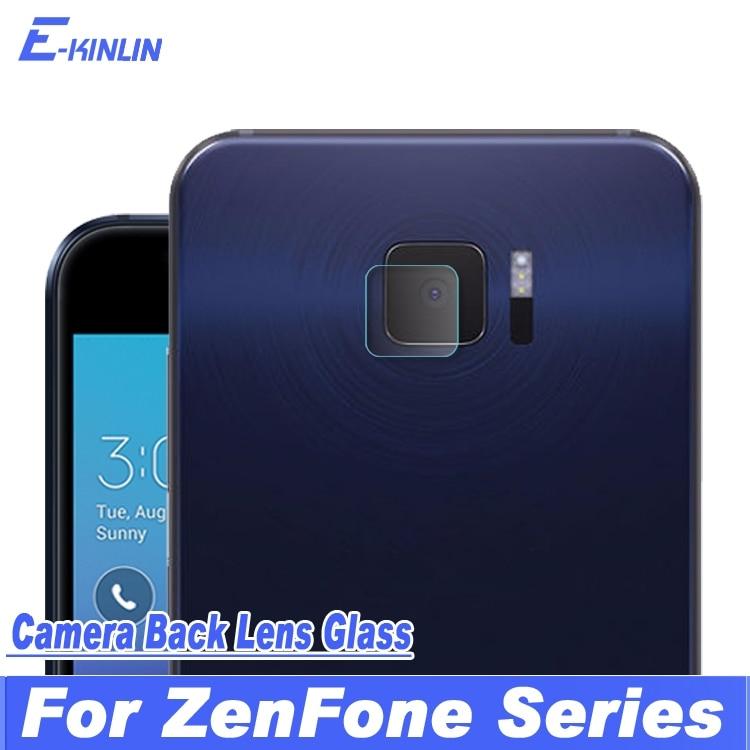 Back Camera Lens Protective Transparent Clear Tempered Glass Protector Film For Asus ZenFone V V520KL 5.2 inch