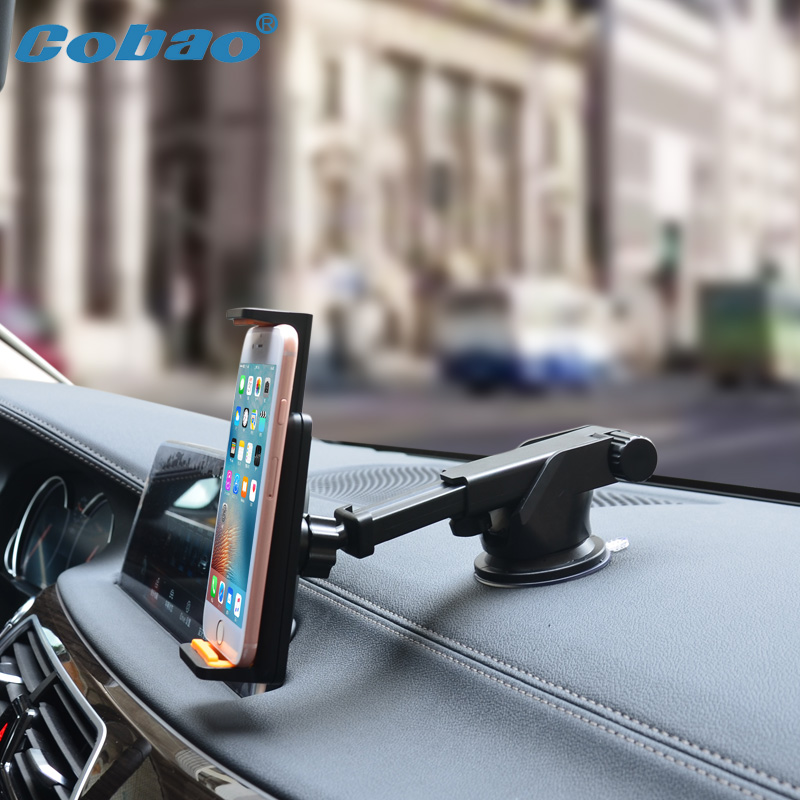 Universal Cell Phone Car Mount Windshield Dashboard Holder for iPhone 6 Samsung Galaxy Grand