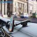Universal cell phone car mount windshield titular do dashboard para iphone 6 samsung galaxy grand prime xiaomi redmi note 2