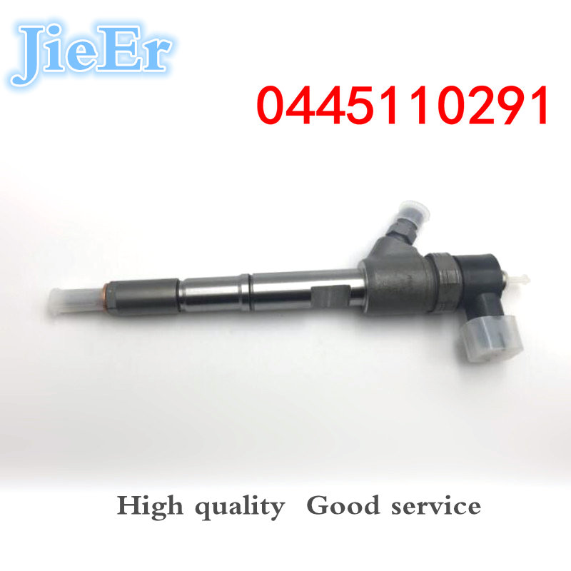 High quality injector 0445110291 Common rail fuel injector 0445110291 for auto parts